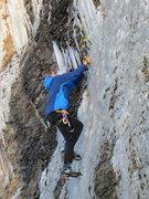 Rock Climbing Photo: Skylight.