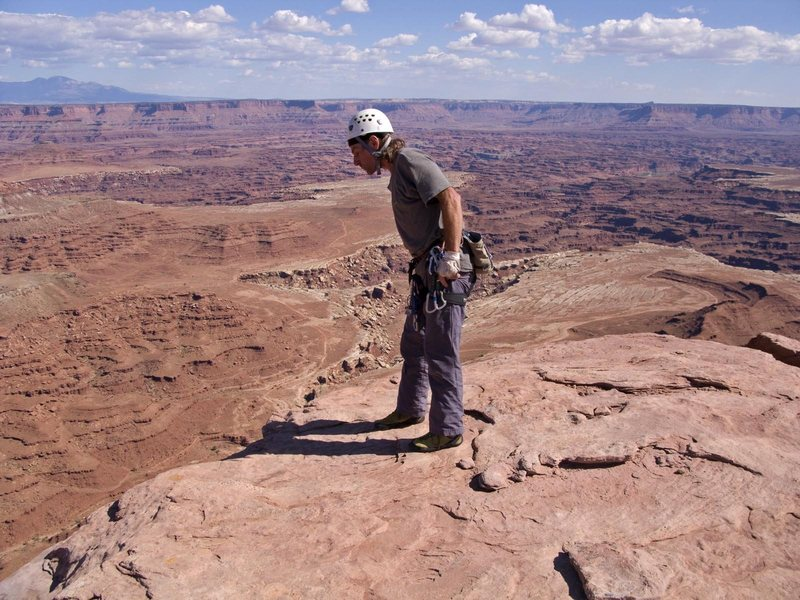 Rock Climbing Photo: I thought YOU had hold of the ropes....