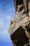 Rock Climbing Photo: Michael Gilbert, Rosy Toit.