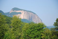 Rock Climbing Photo: Table Rock from the North.
