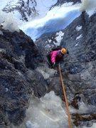 Rock Climbing Photo: Talisman Pitch 2