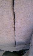 Rock Climbing Photo: High Strung