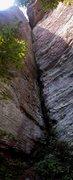 Rock Climbing Photo: Stonehinge dihedral