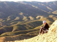 Rock Climbing Photo: personal photo