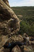 Rock Climbing Photo: Dirty Rotten Scoundrels