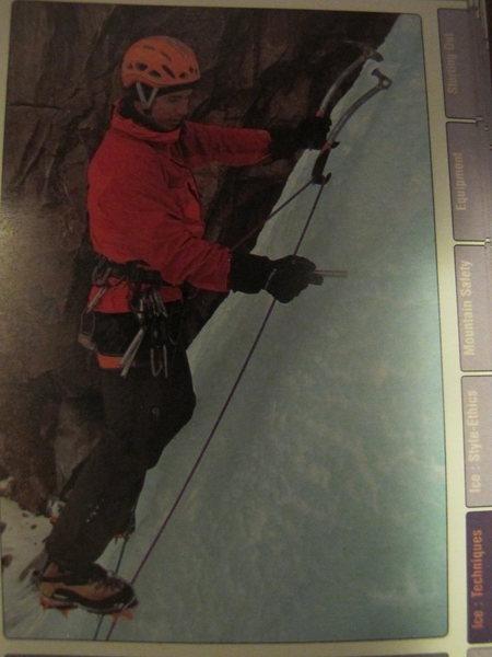 "Rock Climbing Photo: The ""Rope Flick Method"" can provide addi..."