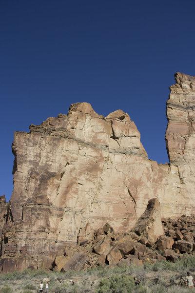 Cathedral Ridge