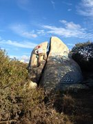 Rock Climbing Photo: V?