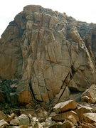 Rock Climbing Photo: Frasco's Toe.