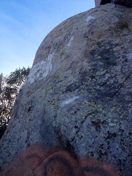 Rock Climbing Photo: ESS!