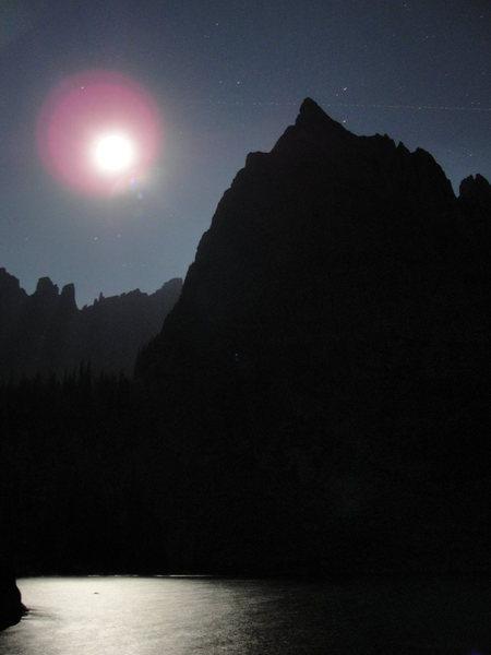 Moonlight.