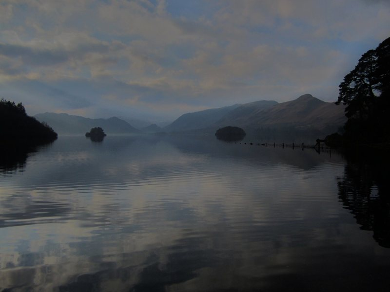 Borrowdale Valley Lake District Nov 30th 2014