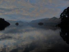Rock Climbing Photo: Borrowdale Valley Lake District Nov 30th 2014