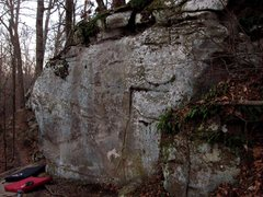 Rock Climbing Photo: Biker Arête area. Be mindful of bikers and hikers...
