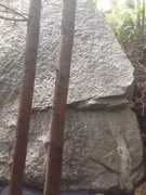 Rock Climbing Photo: (start)
