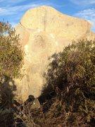 Rock Climbing Photo: Tale of the Scorpion.