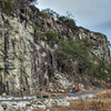 Lower Tier Quarry Wall