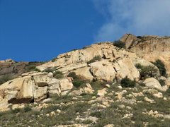 Rock Climbing Photo: Descanso Wall