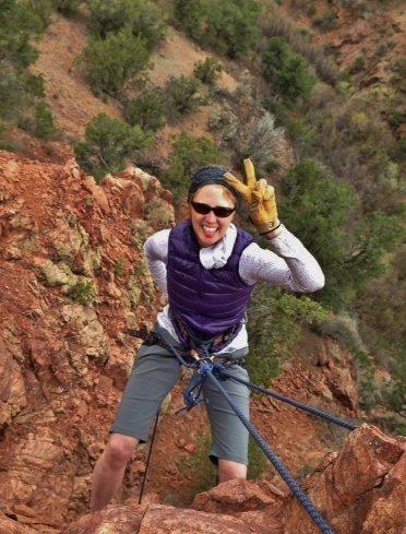 Rock Climbing Photo: Santa Fe, NM