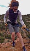 Rock Climbing Photo: Santa Fe, NM 2013