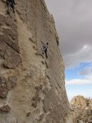 Rock Climbing Photo: Mele Sato on Boarderline