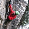 "Ryan Bogus getting it done on ""Furry Thang"" (M7), the Den."
