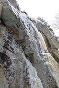 Rock Climbing Photo: Brutus? top