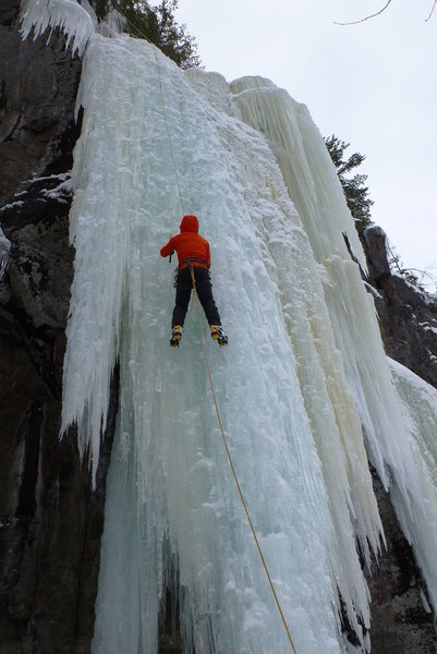 Rock Climbing Photo: Quatre Pattes
