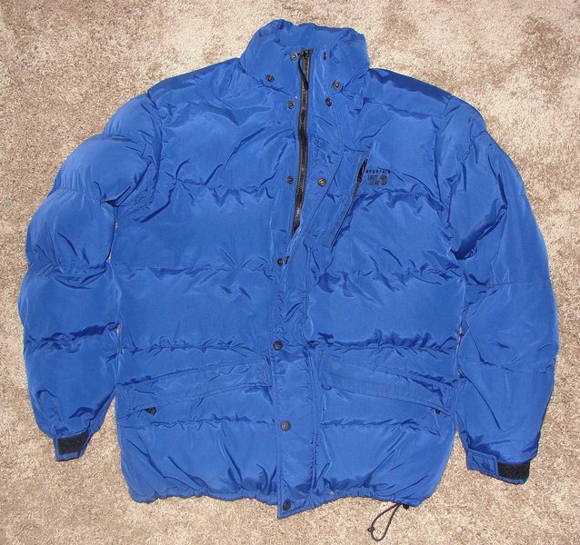 Mountain Hardwear Jacket probably form the 2004s