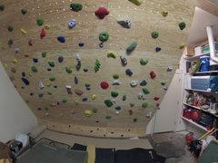 Rock Climbing Photo: 12'x12' @ 35d