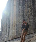 Rock Climbing Photo: Seperate reality