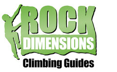 Rock Climbing Photo: Rock Dimensions