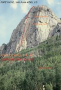 Rock Climbing Photo: Chalice Wall.