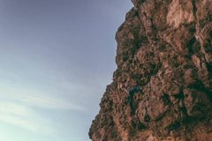 Rock Climbing Photo: Point Dume