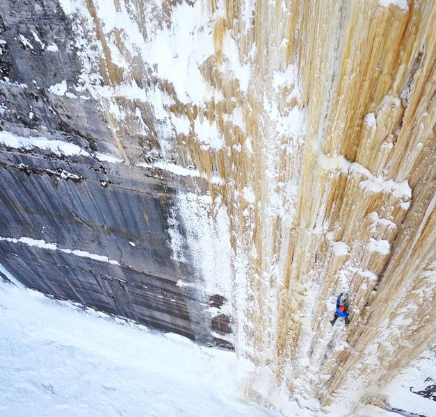 Rock Climbing Photo: HMR
