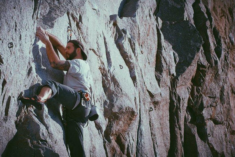 Rock Climbing Photo: Riverside Quarry- Flexercise