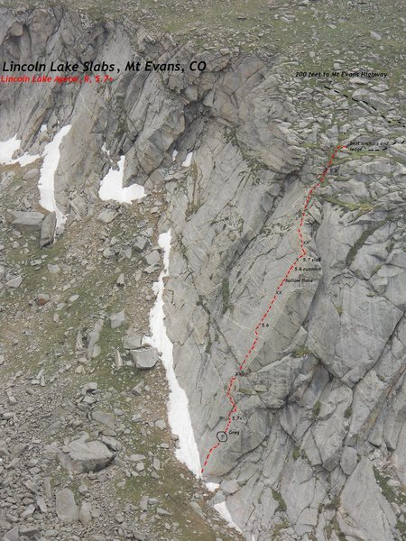 Rock Climbing Photo: Zoom.