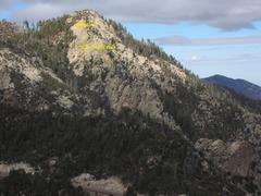Rock Climbing Photo: View from Wheeler Wall.