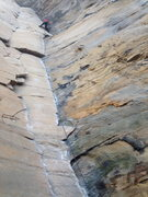 Rock Climbing Photo: Me on rockwars