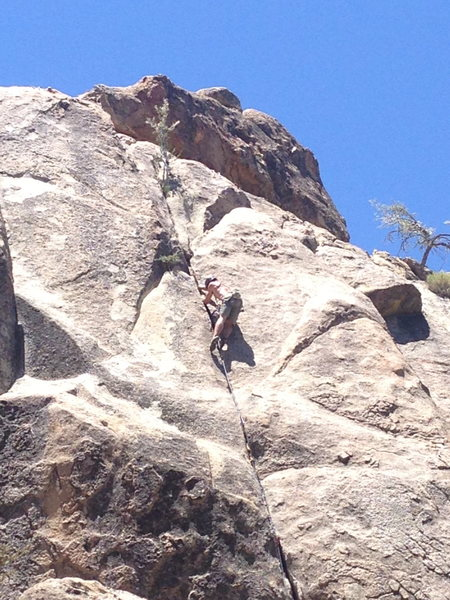 Rock Climbing Photo: Holocomb valley pinnacles
