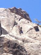 Rock Climbing Photo: Holocomb valley pinnacles