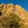 Hailstone Rock West Face