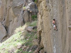 Rock Climbing Photo: Pick Pocket, Photo by David Morse