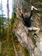 Rock Climbing Photo: Don't miss the third clip!
