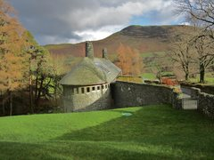 Rock Climbing Photo: House in the Newlands Valley .Lake District