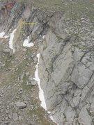 Rock Climbing Photo: Test photo.