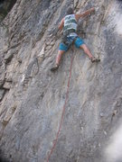 Rock Climbing Photo: Sean Archer on Pervert's Warm-Up