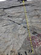 Rock Climbing Photo: Quality Control 5.10c