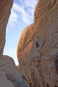 Rock Climbing Photo: Audrey, Hidden Corridor