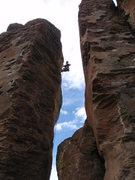 Rock Climbing Photo: typical French Fry climbing...